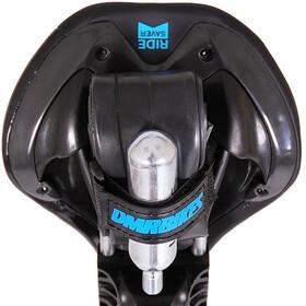 DMR Stage1 Sattel CroMo black/black